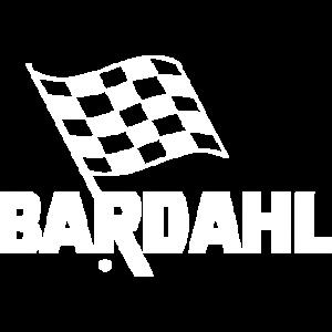 Bardahl LOGO valge